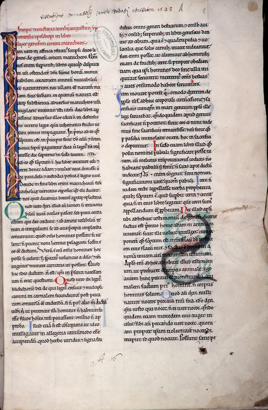 Arras, Bibl. mun., ms. 0463, f. 002