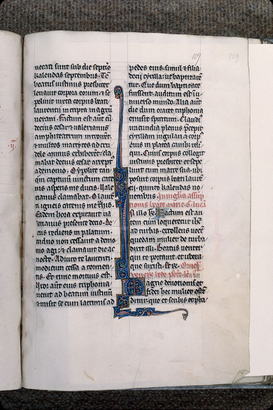 Arras, Bibl. mun., ms. 0961, f. 109