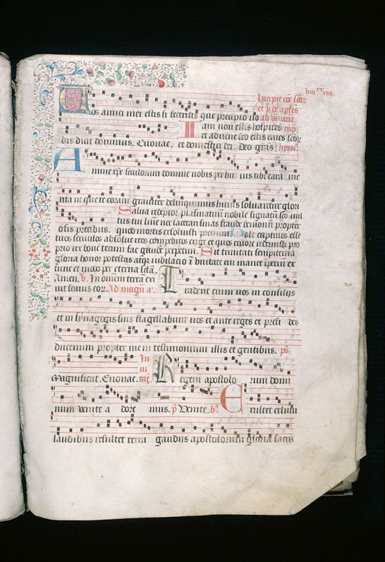 Autun, Bibl. mun., ms. 0150* (S175), vol. 09, f. 173 - vue 1