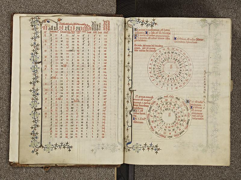 BAYEUX, Bibliothèque du chapitre, 0061, f. 008v - 009