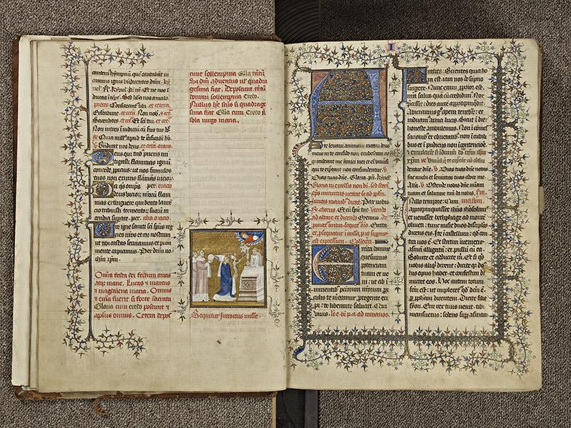 BAYEUX, Bibliothèque du chapitre, 0061, f. 015v - 016