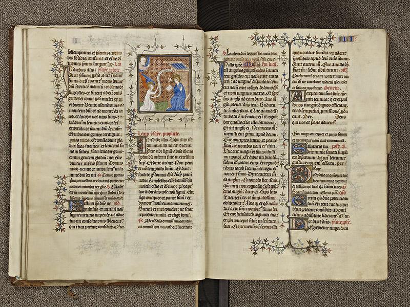 BAYEUX, Bibliothèque du chapitre, 0061, f. 018v - 019