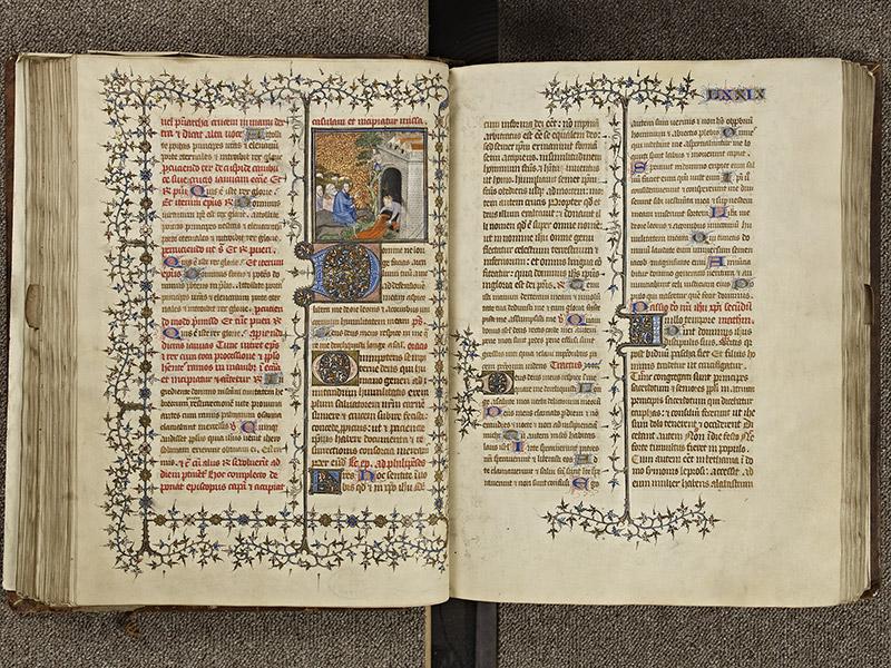 BAYEUX, Bibliothèque du chapitre, 0061, f. 093v - 094