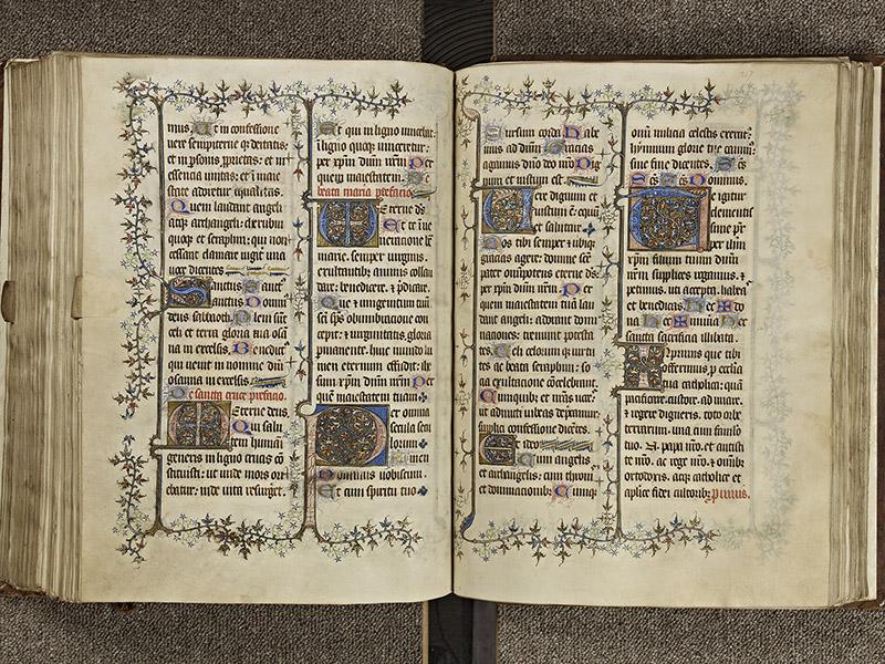 BAYEUX, Bibliothèque du chapitre, 0061, f. 224v - 225