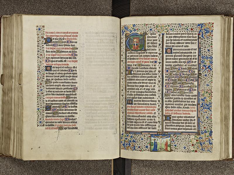 BAYEUX, Bibliothèque du chapitre, 0061, f. 231v - 232
