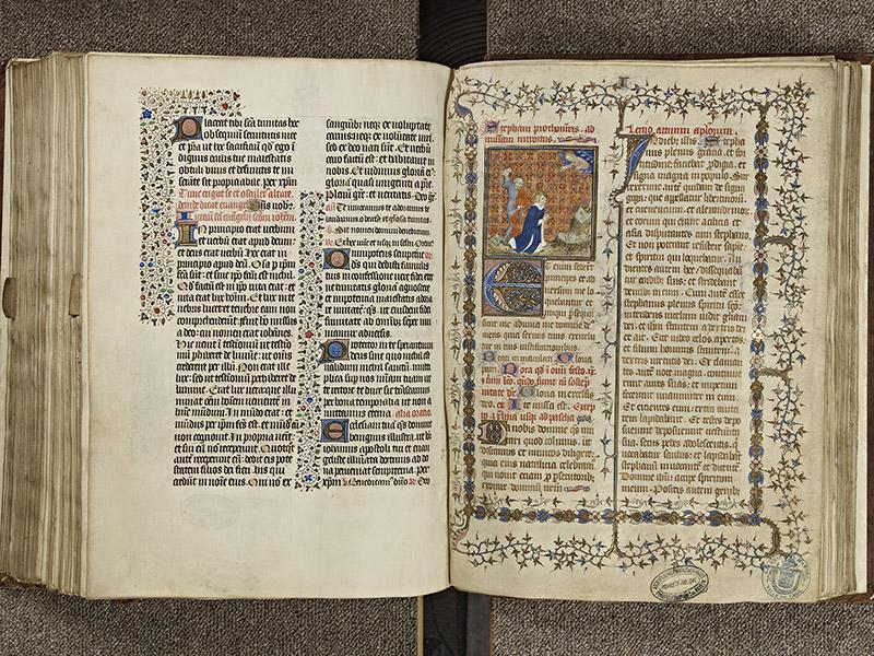 BAYEUX, Bibliothèque du chapitre, 0061, f. 235v - 236