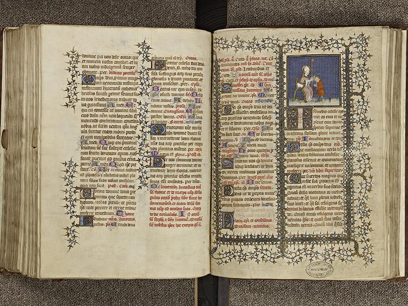 BAYEUX, Bibliothèque du chapitre, 0061, f. 238v - 239