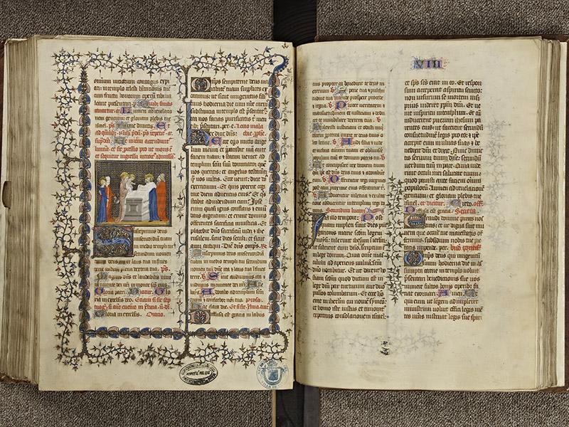 BAYEUX, Bibliothèque du chapitre, 0061, f. 242v - 243