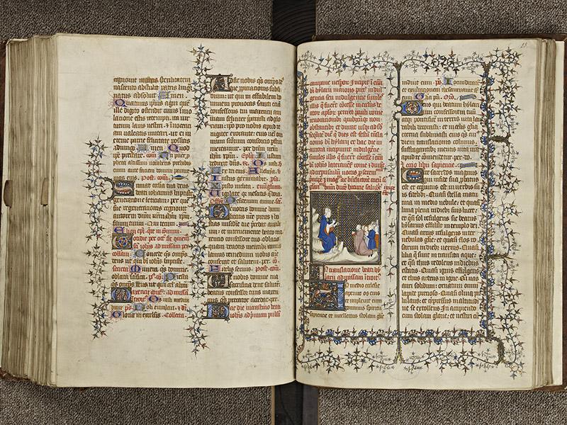 BAYEUX, Bibliothèque du chapitre, 0061, f. 251v - 252
