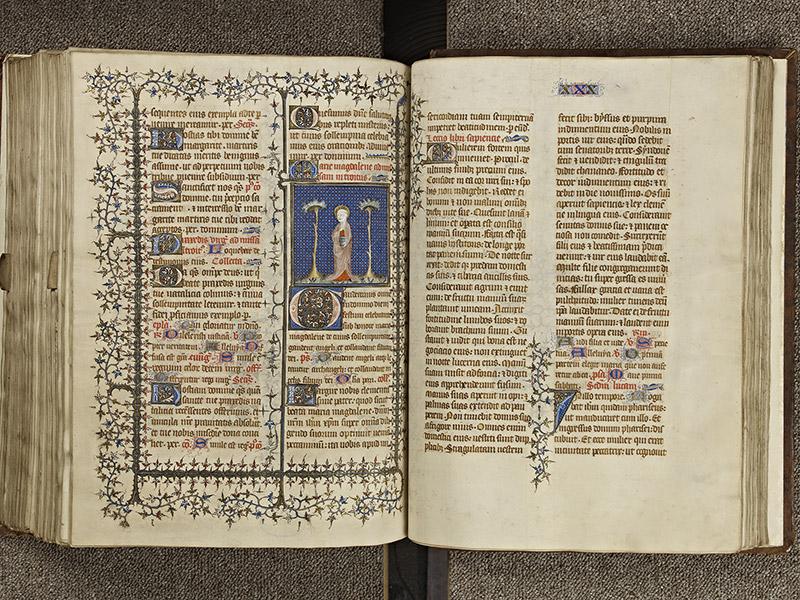 BAYEUX, Bibliothèque du chapitre, 0061, f. 258v - 259