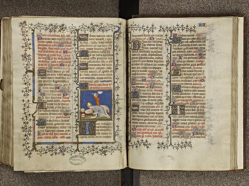 BAYEUX, Bibliothèque du chapitre, 0061, f. 276v - 277