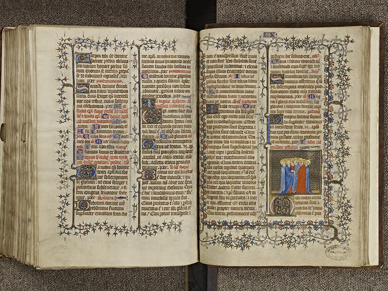 BAYEUX, Bibliothèque du chapitre, 0061, f. 282v - 283