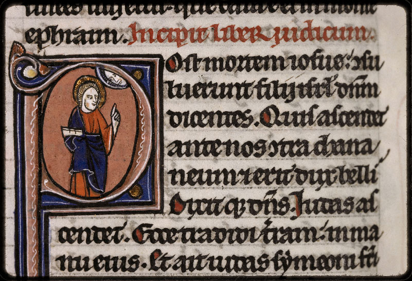Beaune, Arch. hosp., ms. 0001, f. 106v