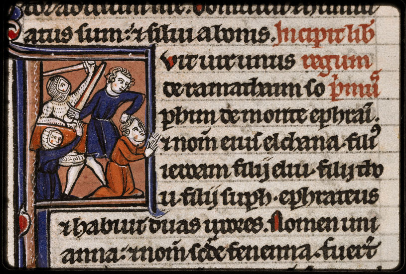 Beaune, Arch. hosp., ms. 0001, f. 121v