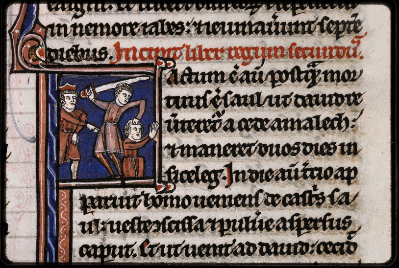 Beaune, Arch. hosp., ms. 0001, f. 137