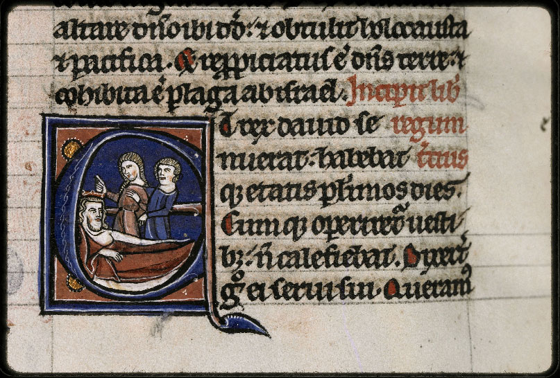 Beaune, Arch. hosp., ms. 0001, f. 149v
