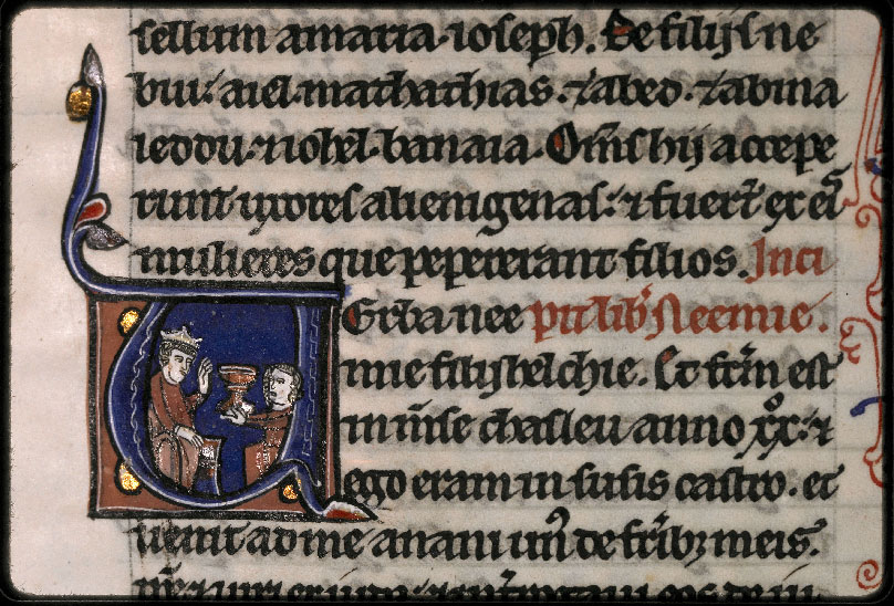 Beaune, Arch. hosp., ms. 0001, f. 213