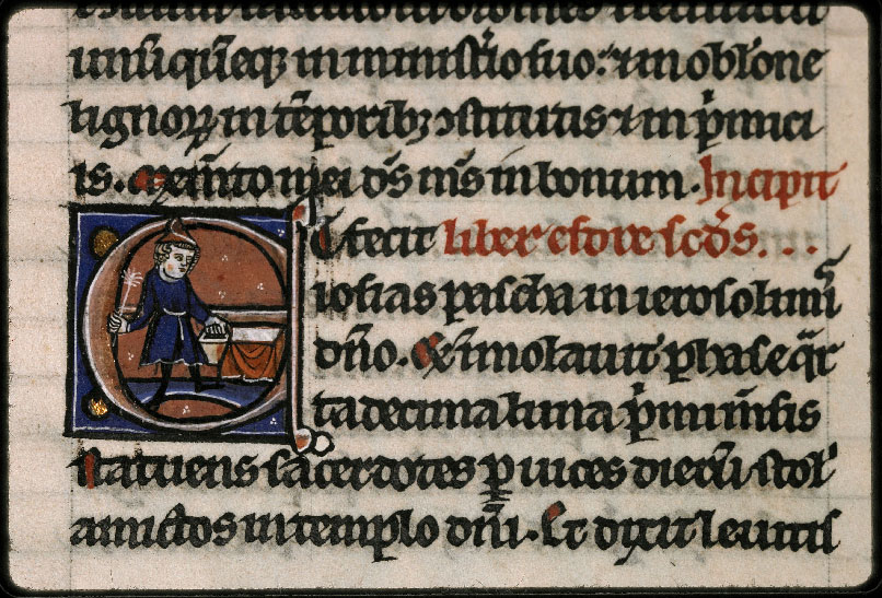 Beaune, Arch. hosp., ms. 0001, f. 219