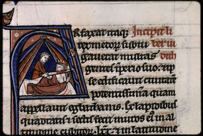 Beaune, Arch. hosp., ms. 0001, f. 230v