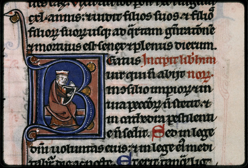 Beaune, Arch. hosp., ms. 0001, f. 255