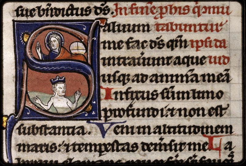 Beaune, Arch. hosp., ms. 0001, f. 268