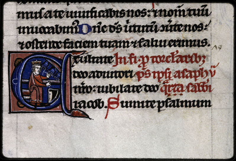Beaune, Arch. hosp., ms. 0001, f. 271