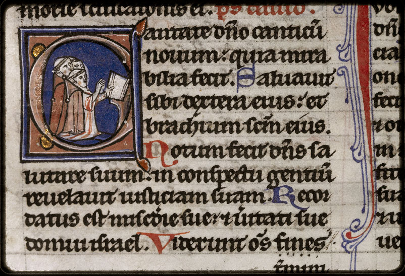 Beaune, Arch. hosp., ms. 0001, f. 274v