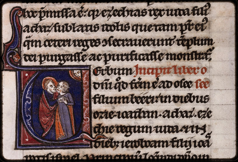 Beaune, Arch. hosp., ms. 0001, f. 414