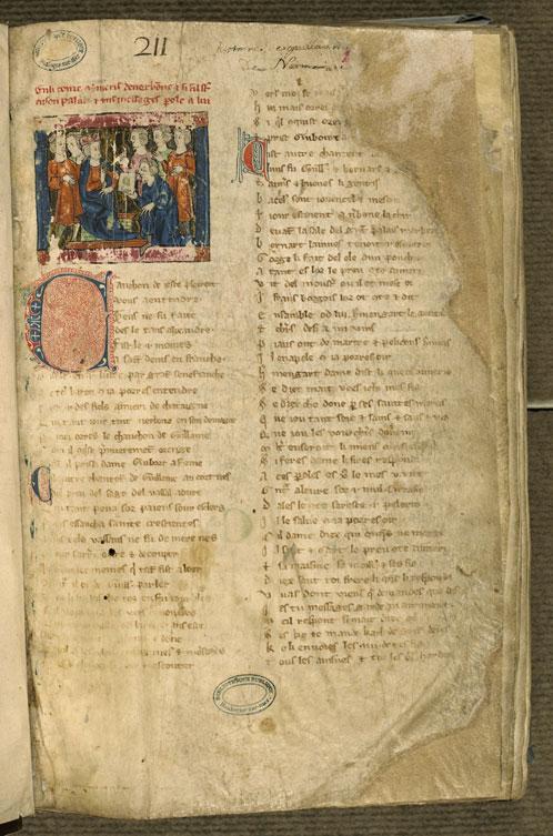 Boulogne-sur-Mer, Bibl. mun, ms. 0192, f. 001 - vue 2