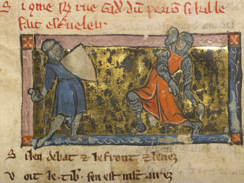 Boulogne-sur-Mer, Bibl. mun, ms. 0192, f. 205