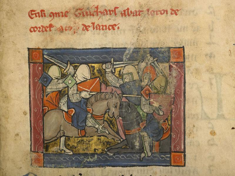 Boulogne-sur-Mer, Bibl. mun, ms. 0192, f. 245