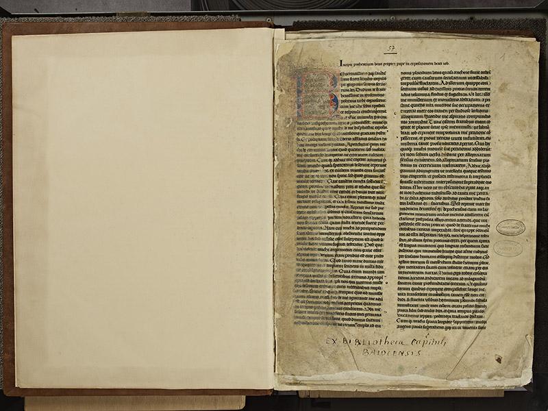 CAEN, Archives départementales du Calvados, G(006) 0057, f. 000v – 001