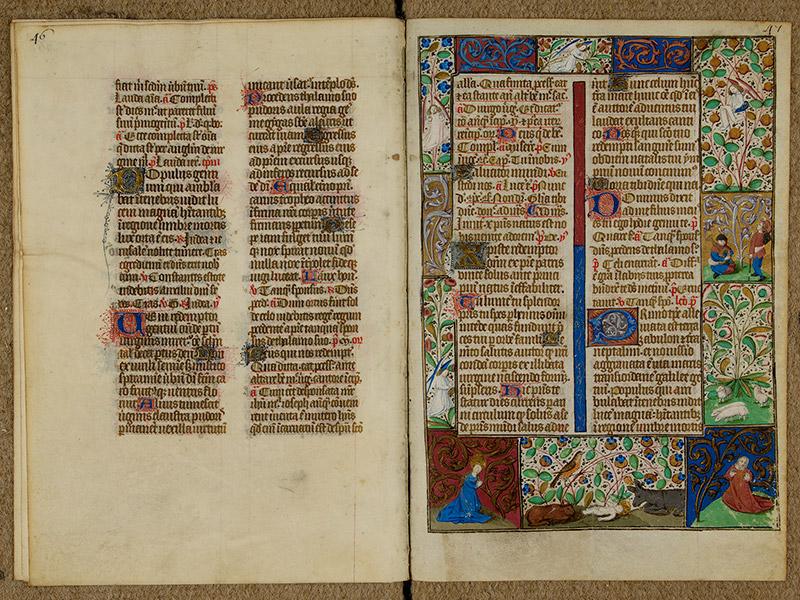 CAEN, Bibliothèque municipale, 0024 (041 in-4° 019), p. 0046 - p. 0047