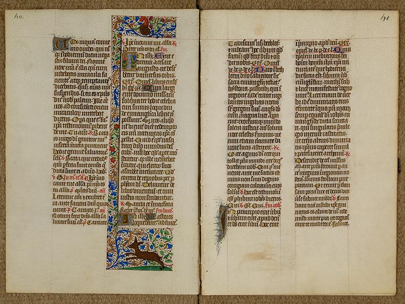 CAEN, Bibliothèque municipale, 0024 (041 in-4° 019), p. 0050 - p. 0051