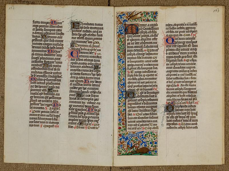 CAEN, Bibliothèque municipale, 0024 (041 in-4° 019), p. 0162 - p. 0163