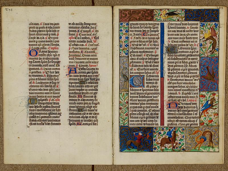 CAEN, Bibliothèque municipale, 0024 (041 in-4° 019), p. 0292 - p. 0293
