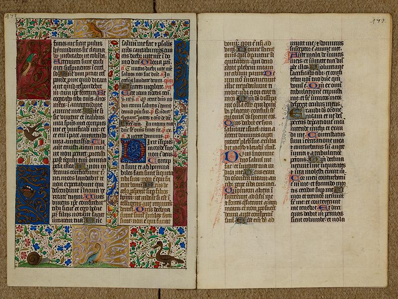 CAEN, Bibliothèque municipale, 0024 (041 in-4° 019), p. 0472 - p. 0473