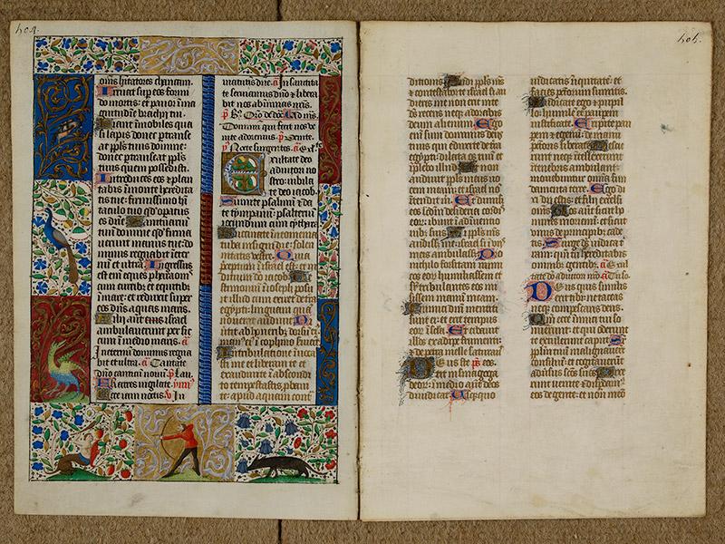 CAEN, Bibliothèque municipale, 0024 (041 in-4° 019), p. 0504 - p. 0505