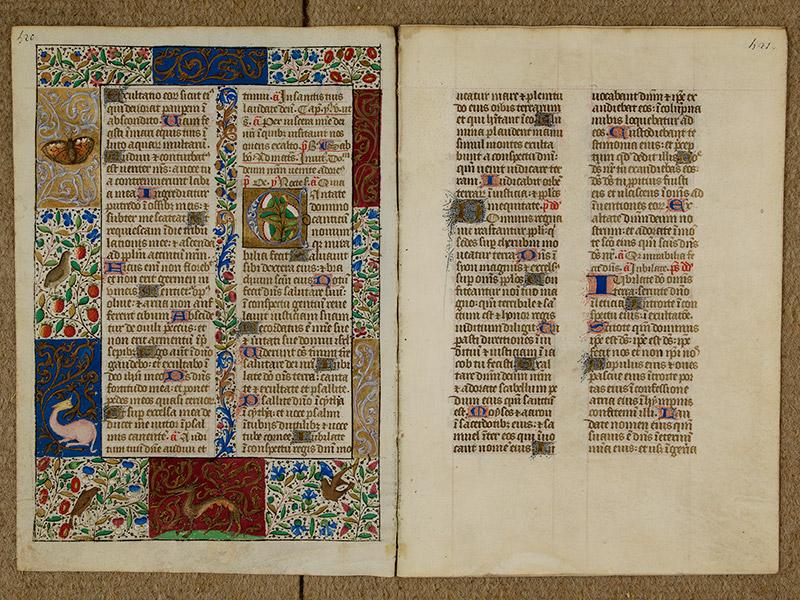 CAEN, Bibliothèque municipale, 0024 (041 in-4° 019), p. 0520 - p. 0521
