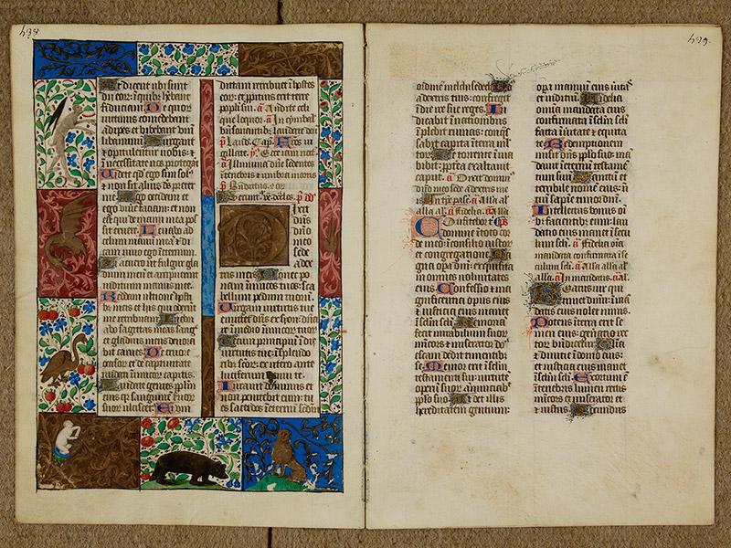 CAEN, Bibliothèque municipale, 0024 (041 in-4° 019), p. 0538 - p. 0539