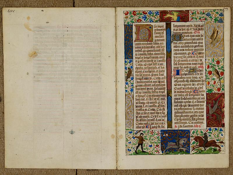 CAEN, Bibliothèque municipale, 0024 (041 in-4° 019), p. 0588 - p. 0589