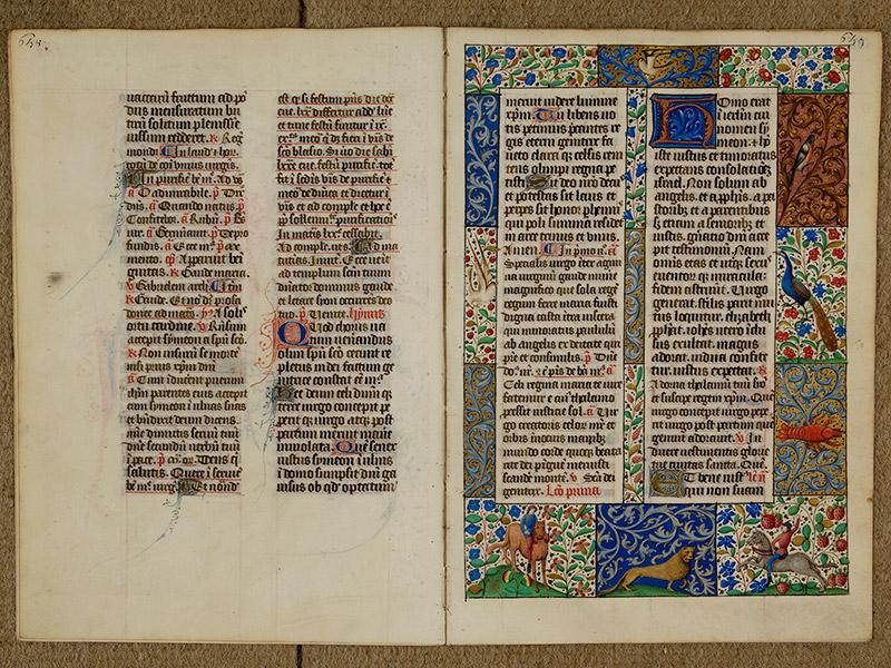 CAEN, Bibliothèque municipale, 0024 (041 in-4° 019), p. 0658 - p. 0659