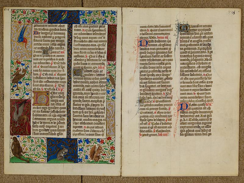 CAEN, Bibliothèque municipale, 0024 (041 in-4° 019), p. 0814 - p. 0815