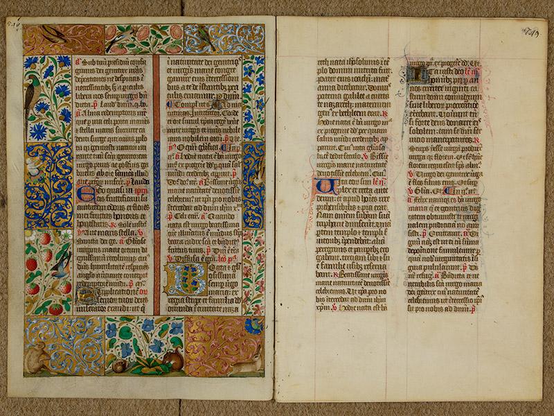 CAEN, Bibliothèque municipale, 0024 (041 in-4° 019), p. 0848 - p. 0849