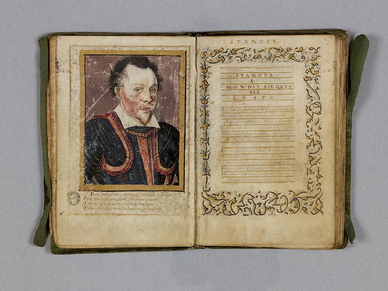 CAEN, Bibliothèque municipale, 0211 (469 in-8° 029), f. 002v - 003