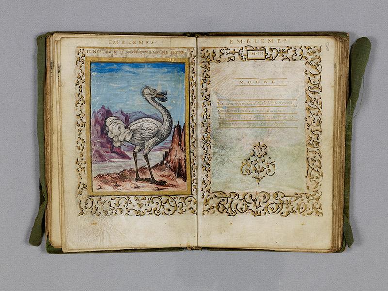 CAEN, Bibliothèque municipale, 0211 (469 in-8° 029), f. 007v - 008