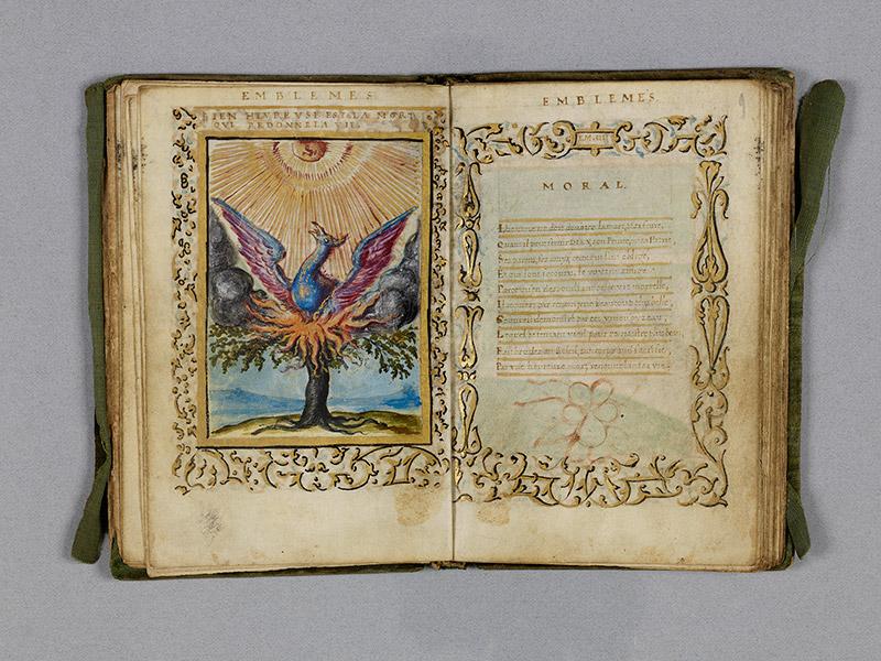CAEN, Bibliothèque municipale, 0211 (469 in-8° 029), f. 008v - 009