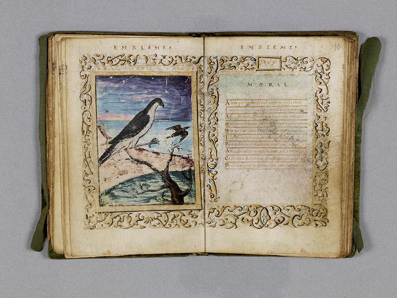 CAEN, Bibliothèque municipale, 0211 (469 in-8° 029), f. 009v - 010