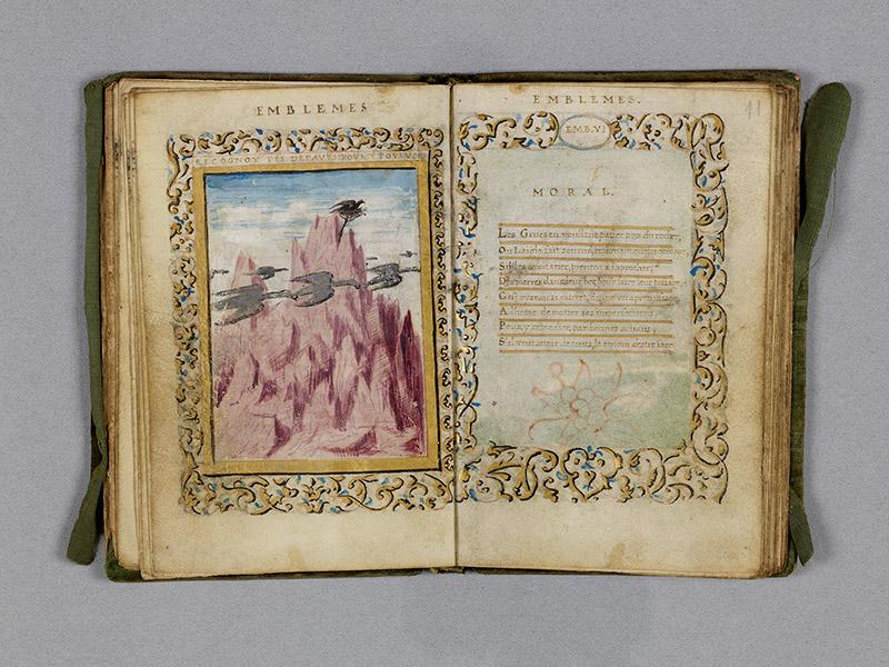 CAEN, Bibliothèque municipale, 0211 (469 in-8° 029), f. 010v - 011