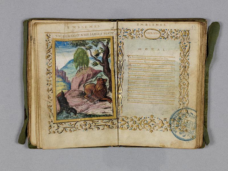 CAEN, Bibliothèque municipale, 0211 (469 in-8° 029), f. 012v - 013
